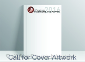 Fine Arts students compete for their work to be featured in the Governor's Arts Awards program, invitation