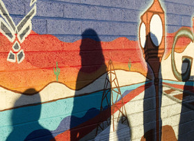 Free Arts unveils foster kids' mural in Glendale