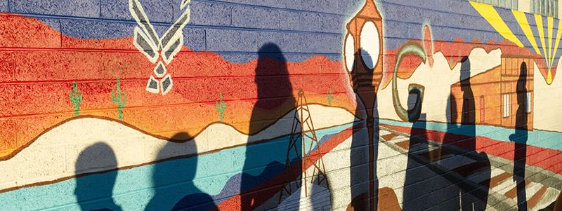 Free Arts Glendale Mural