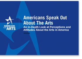 New Research: Americans More Broadly Engaged in the Arts Than We Thought